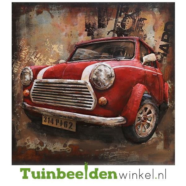 Auto schilderij kopen