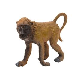 6 stuks speelfiguren wilde dieren 8x5.5 cm