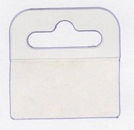 100 stuks ophangstickers - winkelmateriaal - presentatie verpakking