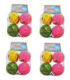 16 stuks waterballen 7cm (4 setjes)