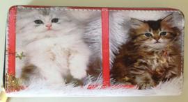 portemonnee katten