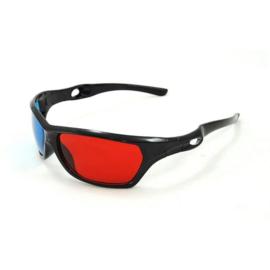 2 stuks 3d brillen