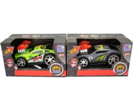 Happy People Raceauto Hot Roads Licht-Geluid-Bewegend 18cm