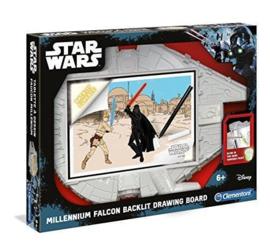 Disney Star Wars Millenium Falcon tekenbord