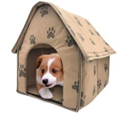 Opvouwbaar hondenhuisje / kattenhuisje  47x49x49cm