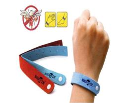 10 stuks anti muggen armbandjes