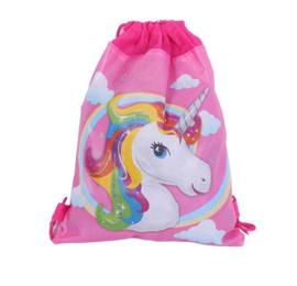 Giftbag / cadeauzak / cadeautas unicorn eenhoorn