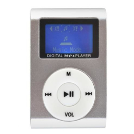 MP3-speler USB 2.0 Micro SD 32 GB