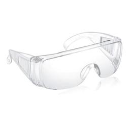 Veiligheidsbril / Spatbril volledig transparant