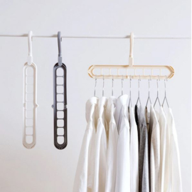 Multi-Functionele Kleding Hanger organizer