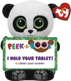 Ty Tablethouder 32 cm Panda Poo