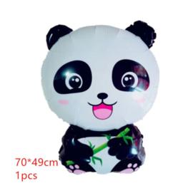 Helium ballon panda 70x49 cm