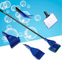 5-delige aquarium cleaning set - schoonmaak set