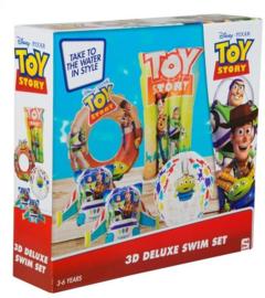 Toy Story 3D Deluxe Zwemset 3-6 jaar