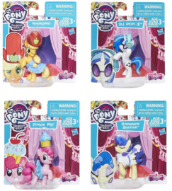 2 stuks My Little Pony collectable story pack