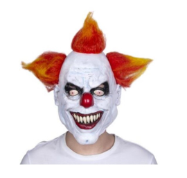 Latex Masker Horror clown