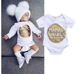 Romper mama's girl 18 maanden
