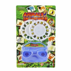 Viewer met dierendia's GRATIS bij een bestelling vanaf 25 euro