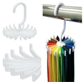 Roterende hanger voor stropdassen - sieraden - sjaals - riemen