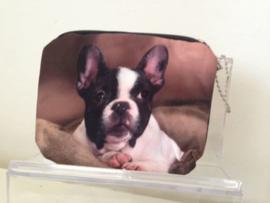 Portemonnee hondje