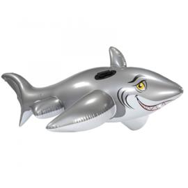 Opblaasbare haai 190 x 90 cm