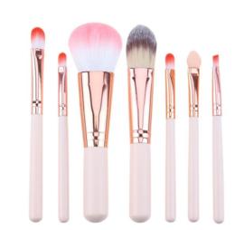 7-delige make-up kwasten set