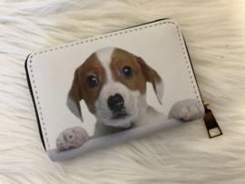 Portemonnee met hondje