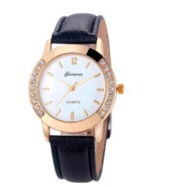 Horloge dames met strass