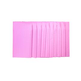50 stuks luxe luchtkussen enveloppen roze 25x15 cm