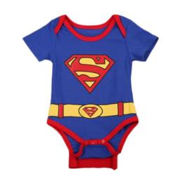 Romper Superman 12 maanden