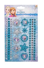 Frozen diamant stickertjes - 2 setjes = 238 stickertjes
