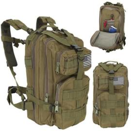 Militaire outdoor rugzak 20L