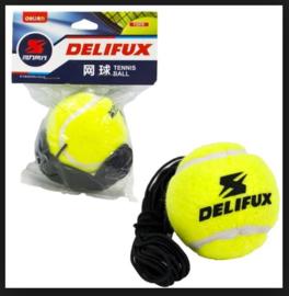 2 stuks Tennisbal met elastiek