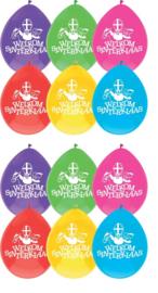 20 stuks Ballonnen Sinterklaas