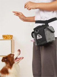 Honden trainings heuptas 23x17 cm - beloningstas - poepzakjes houder