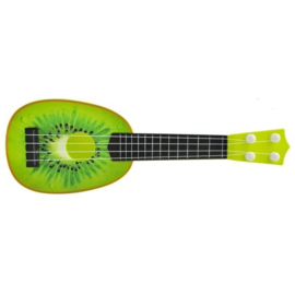 Kinder gitaar fruit kiwi vanaf 3 jaar