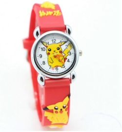 Kinderhorloge Pokemon rood