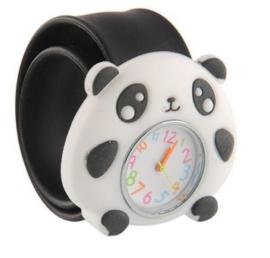Kinderhorloge / klaparmband panda