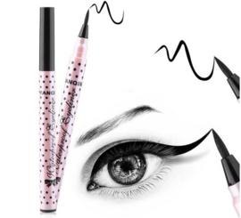 Waterproof eyeliner zwart