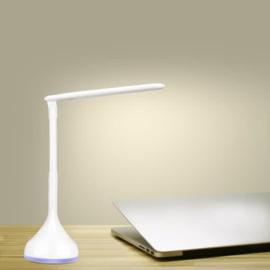 Opvouwbare LED bureaulamp- kalender- tempratuur