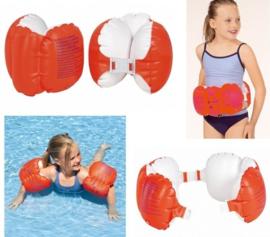 Zwembandjes 2 stuks - te koppelen als grote zwemband