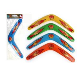 Mooie kleurrijke boomerangs - 2 stuks