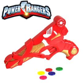 2 stuks Power Rangers Power kanon pistool