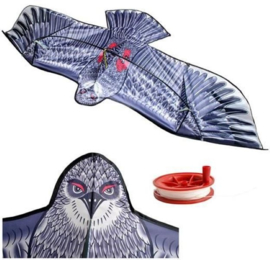 Vlieger 200x83 cm arend - roofvogel