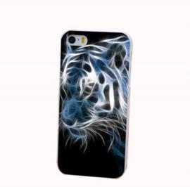 Hardcase telefoonhoesje tijger Glow in the Dark