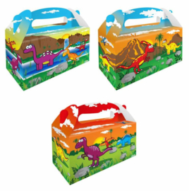 12 stuks menu boxen - traktatiebox 22.5 x 9.5 x 18 cm