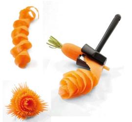 Fruit spiraal snijder