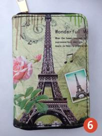 Portemonnee Parijs - Eiffeltoren