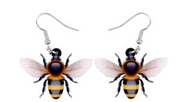 Oorbellen bijen