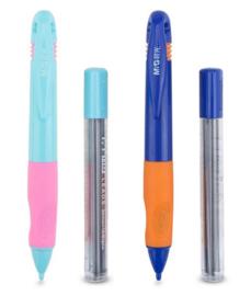 Vulpotlood blauw / roze met navullingen